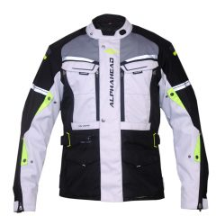 Motorcycle touring jacket Alphahead Seeker